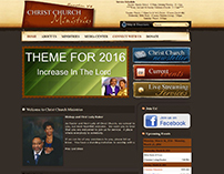 Christ Church Ministries